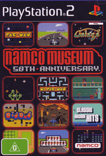 Screens Zimmer 4 angezeig: namco museum ps2